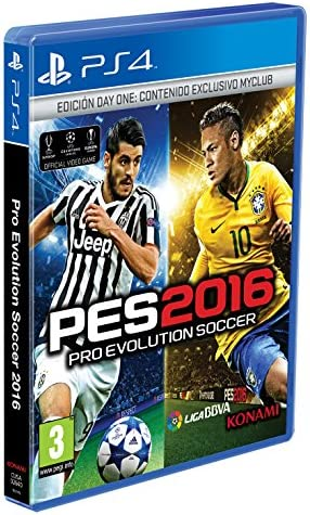 Pro Evolution Soccer 2016 (PES 2016) - Day One Edition: Konami ...
