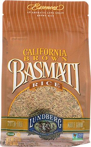Lundberg Family Farms Basmati Rice, California Brown, 32 Ounce