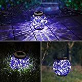 Pandawill Mosaic Solar Glass Garden
