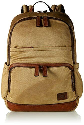 FRYE Men's Carter Backpack, tan