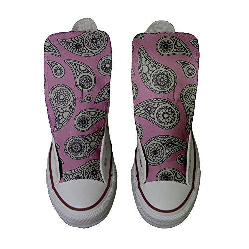 Converse All Star zapatos personalizados (Producto Handmade) Floral Paisley