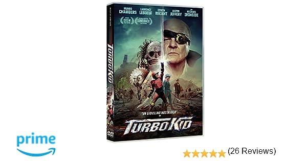 Turbo Kid [Italia] [DVD]: Amazon.es: Marcello Bezina, Munro Chambers, Michael Ironside, Francois Simard, Anouk Whissell, Yoann-Karl Whissell: Cine y Series ...