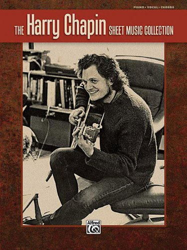 The Harry Chapin Sheet Music Collection Book For Piano Vocal And Chords ()