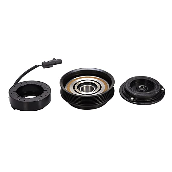 Amazon.com: ACUMSTE AC Compressor Clutch Assembly Fit For 01-07 Dodge Caravan Chrysler 3.3 & 3.8L: Automotive
