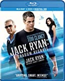 Jack Ryan: Shadow Recruit (-Recrue dans l'ombre) [Blu-ray + DVD + Digital Copy] (Bilingual)