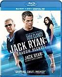 Jack Ryan: Shadow Recruit (-Recrue dans l'ombre) [Blu-ray + DVD + Digital Copy] (Bilingual)