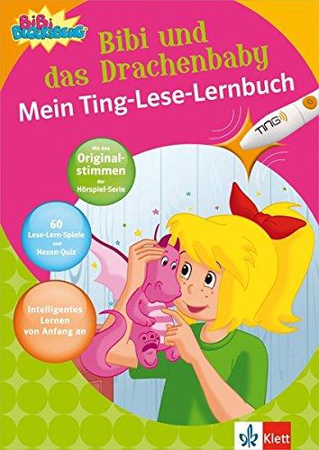 Bibi Blocksberg - Bibi und das Drachenbaby - Mein TING-Lese-Lernbuch
