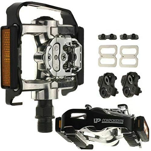 VP Mountain City Bike Pedals Multi-Function Compatible with Shimano SPD