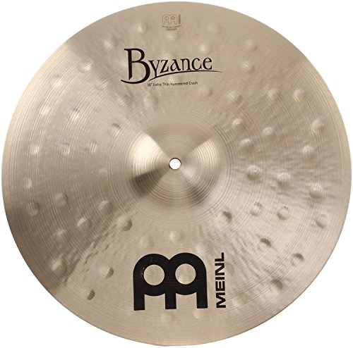 - Meinl Cymbals B18ETHC Byzance 18-Inch Traditional Extra Thin Hammered Crash Cymbal (VIDEO)