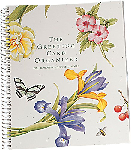 - Month By Month Card Organizer
