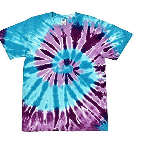 Colortone Tie Dye T-Shirt XL ()
