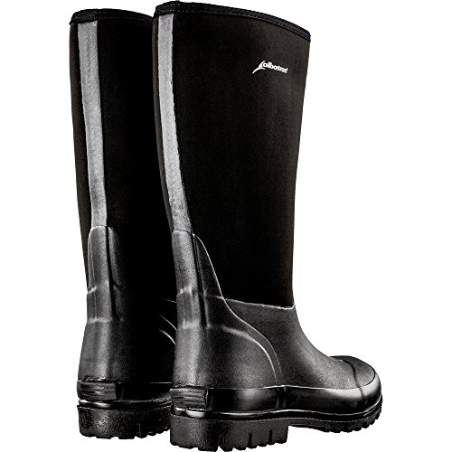 Albatros 575540–�?00–�?8Onyx Stiefel Neopren, schwarz, Größe 38