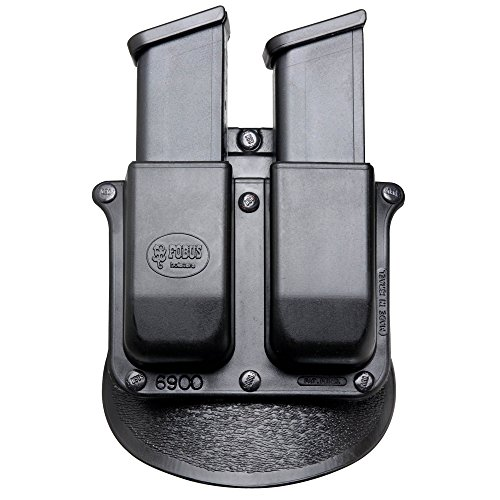 Fobus  Paddle 6900PMP Double Mag S&W M&P 9mm/.40 cal