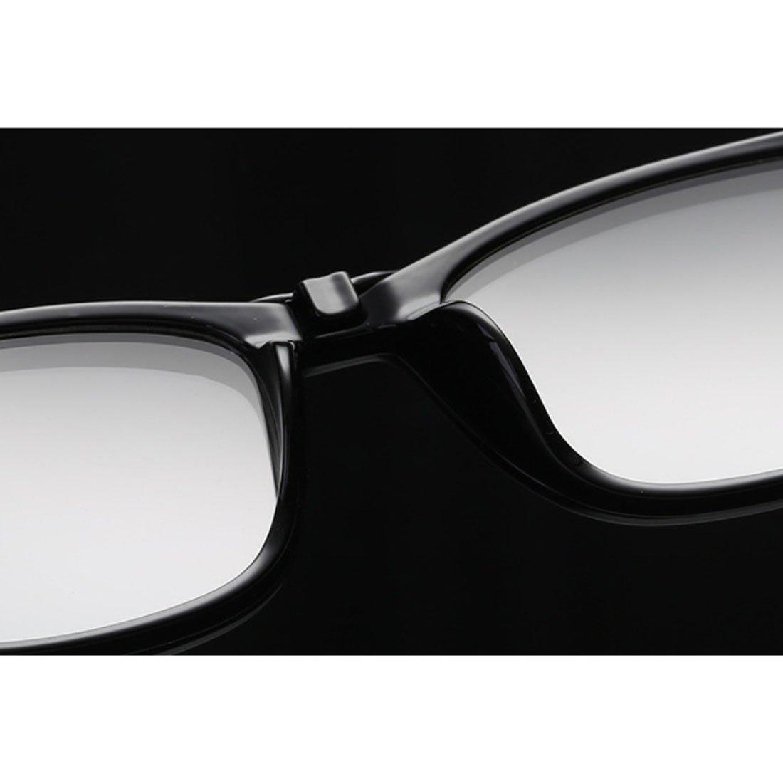 QQBL TR90 Glasses Frame Myopia Set Espejo Absorbente Tipo Magnético Color Brillante TAC Gafas Polarizadas UV400 Macho Y Hembra,Gray: Amazon.es: Deportes y ...