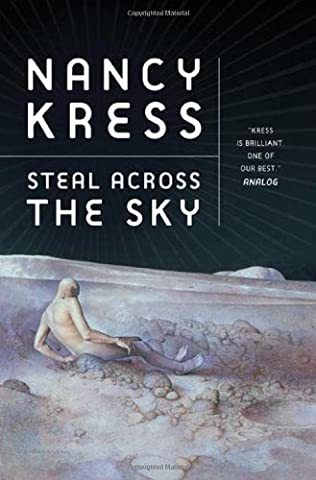 book cover of Steal Across the Sky