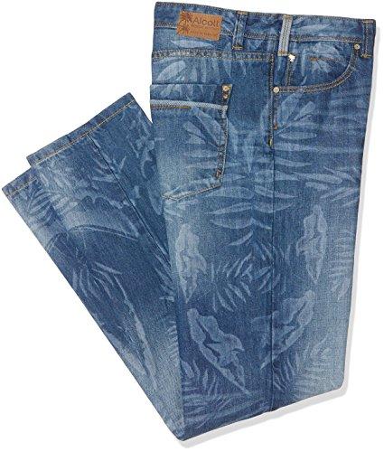 Chiaro Boyfriend Donna Alcott Jeans Blu blu PwxX0