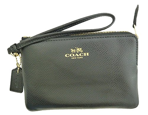 coach-crossgrain-leather-corner-zip-wristlet-black-f54626imblk