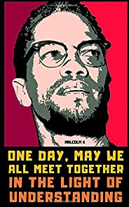 Malcolm X: A Little Book of Essential Quotes on Life, Racism, and Power