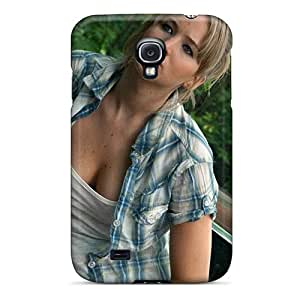 New Style Superface Hard Case Cover For Galaxy S4- Jennifer Lawrence House At The End Of The Street