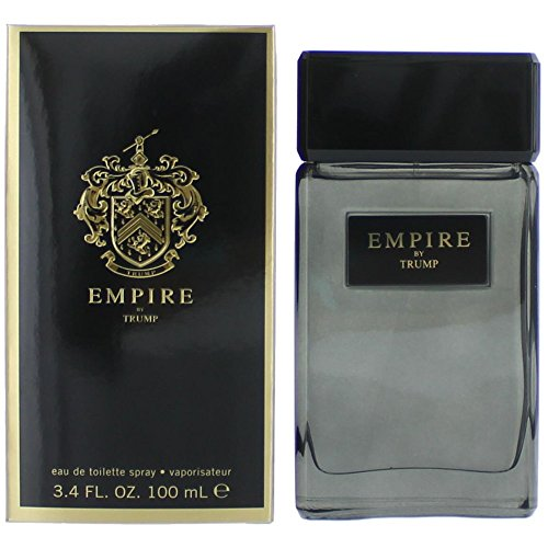 Donald Trump Empire Eau De Toilette Spray for Men, 3.4 Ounce