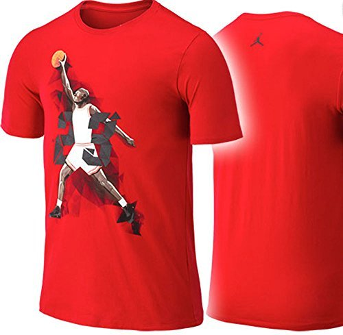 T-shirt da uomo Air Jordan IX West Madison 687820 687 (XX-Large)