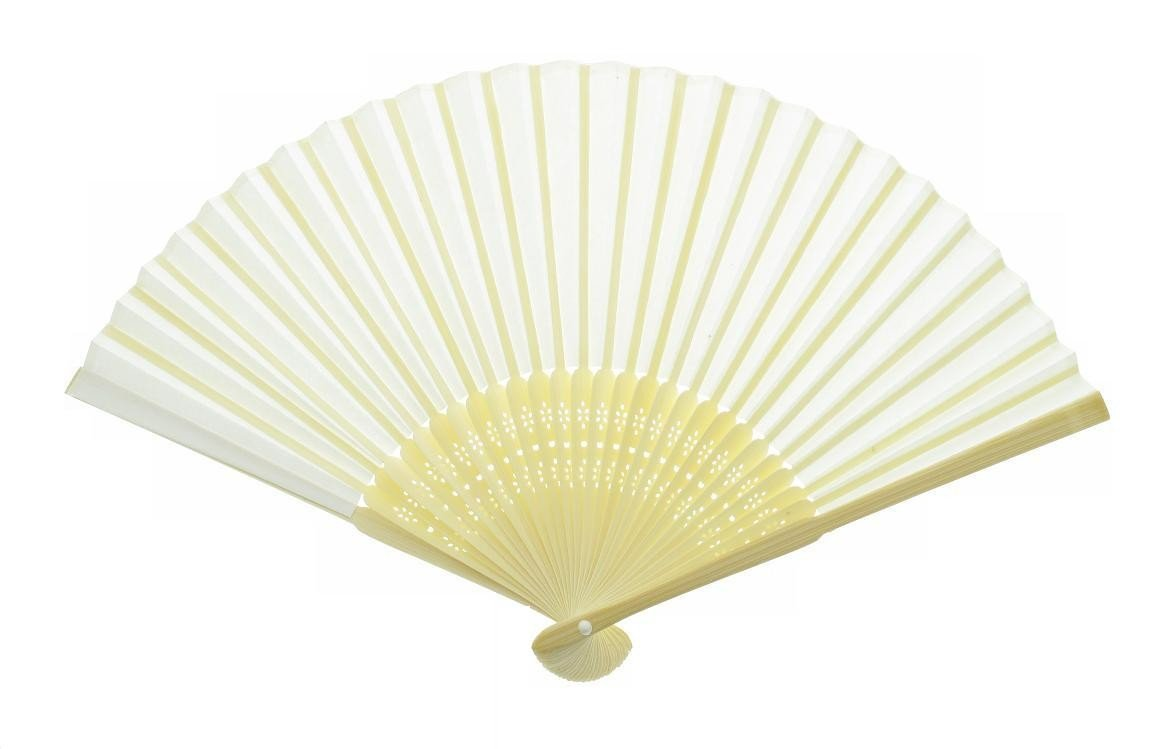Amazon.com: Blank Japanese Folding Fan (Sensu) for Drawing or Painting