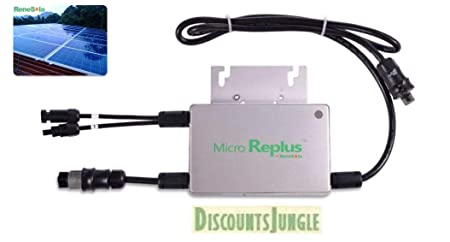 Micro Replus-250A Solar Panel Micro Inverter Electric Supply 250w ReneSola is a Smart Grid-tie Microinverter Blow Out Price