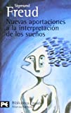 Image of Nuevas aportaciones a la interpretacion de los suenos / New Contributions to the Interpretation of Dreams (El Libro De Bolsillo) (Spanish Edition)