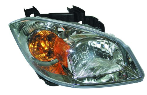 Depo 335-1136R-ASN1 Chevrolet/Pontiac Passenger Side Replacement Headlight Assembly -