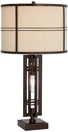 Elias Metal Night Light Table Lamp Amazon Com