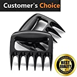 claws meat shredder - Pulled Pork Shredder Claws - Best Meat Claws & Bear Claws, Perfect for Shredding Handling & Carving Food, Strong BBQ Meat Forks, BPA Free Barbecue Paws, Set of 2.