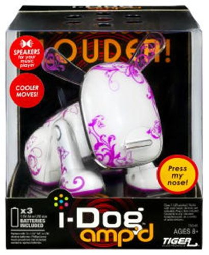 Review I-DOG AMP'D – Pink