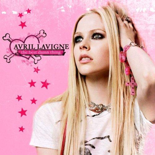 THE BEST DAMN THING(CD+DVD)(ltd.release) (Avril Lavigne The Best Damn Thing Cd)