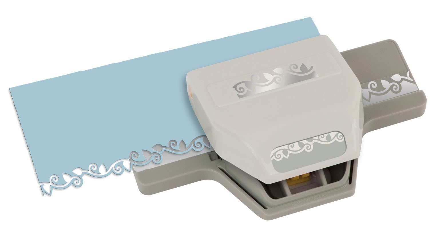 EK Tools Perforadora de papel de borde, hiedra inglesa