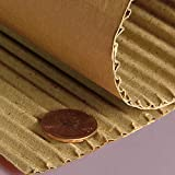 Corrugated Packing Roll 3'' Regular B Flute - Corrugated Rolls by Paper Mart