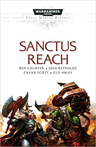 Book Sanctus Reach (Space Marine Battles)