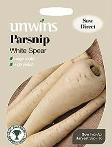 Unwins chirivías blanco Spear