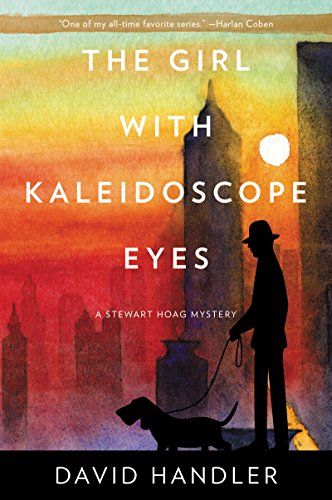 The Girl with Kaleidoscope Eyes: A Stewart Hoag Mystery (Stewart Hoag Mysteries) cover