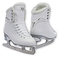 New for Summer 2017 .SoftSkate by Jackson combines the comfort and warmth of our populare Softec skates in a traditional white figure skate. Luxury comfort to start you off on the right edge.