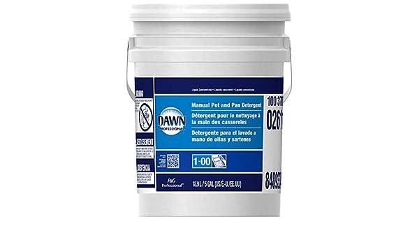 Amazon.com: Dawn - Dishwashing Liquid Original Scent 5Gal ...
