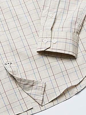 Nautica Men's Navtech Classic Fit Plaid Wrinkle-Resistant Shirt