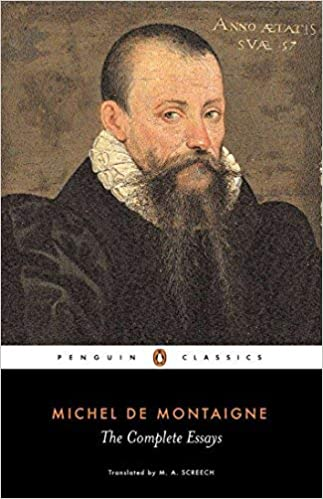 michel de montaigne works