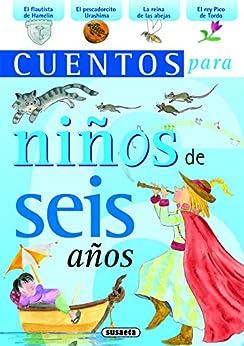 Cuentos para niños de seis años eBook: Equipo Susaeta