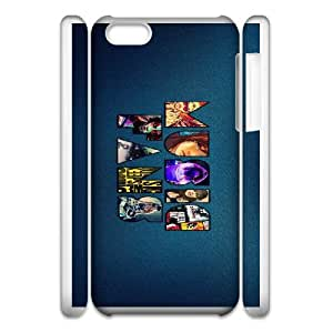 iPhone 6 5.5 Inch Cell Phone Case 3D music fans gift pjz003-9415792