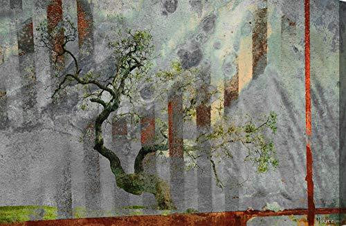 Parvez Taj 60 by 40-Inch Tranquility Artwork
