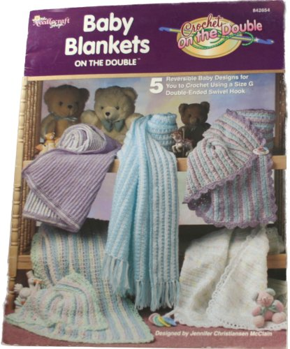 Price comparison product image Baby Blankets on the Double (Crochet on the Double, 842654)