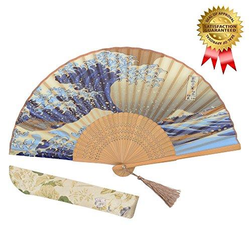 japanese folding fan - 3