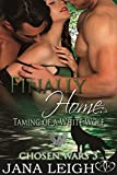 Finally Home: Taming of the White Wolf (Chosen Wars Book 3)