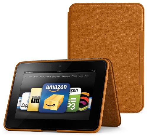 Amazon Kindle Standing Leather Saddle