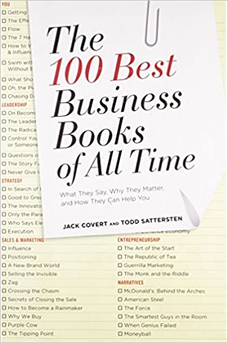 Amazon | The 100 Best Business...